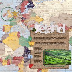 Ireland - Scrapbook.com