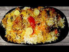 Sindhi Biryani Recipe ( سندھی بریانی) - YouTube