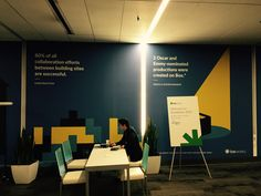 Event Signage, Collaboration, Effort, Success
