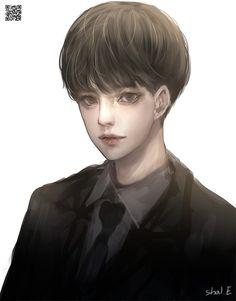 Illustrator : Shal.E   Soucre : Twitter :  https://mobile.twitter.com/ShalE_7 Pixiv : https://touch.pixiv.net/member.php?id=10705197 Instagram : shal.e