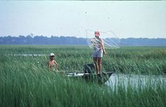 Beaufort offers Spectacular Offshore and Inshore Fishing.