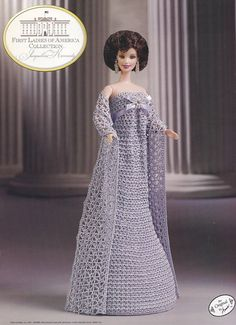 First Ladies of America Jacqueline Kennedy Annie's Attic