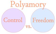 Polyamory – Control vs. Freedom - LoveLiveGrow