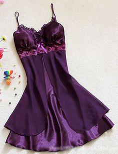 Fashion Nightwear-nightgown-Tac City Goods Co.
