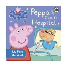 Peppa Pig - Peppa goes to hospital
