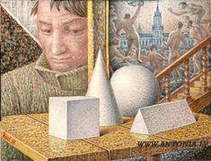 AUSEKLIS BAUŠKENIEKS | Latvian | Jelgava, Latvia 1910—Riga, Latvia 2007. Unknown, 1998
