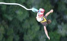 South Africa has the third highest commercial bungee jump in the world - it's official. The Bloukrans on the border of the Eastern and. Bungee Jumping, South Africa, Tourism, Adventure, Bucket, Travel, Wanderlust, Dreams, Sport