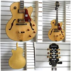 Epiphone Joe Pass Emperor - 8.5jt Epiphone, Emperor, Guitars, Music Instruments, Musical Instruments, Guitar