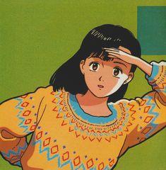 Various anime, manga, and video game fashion! Manga Art, Anime Manga, Anime Art, Anime Style, Psychedelic Art, Aesthetic Art, Aesthetic Anime, Vintage Anime, Anime Lindo