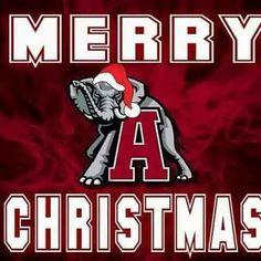 Alabama Merry Christmas