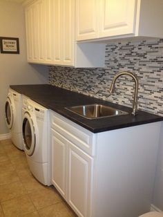 Laundry Room Cabinets on Pinterest