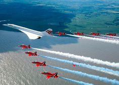 There was always something very retro and sexy about the Concorde
