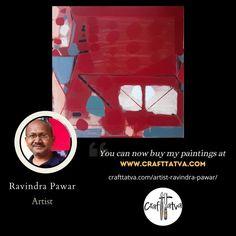 Famous Contemporary Artists, Original Artwork, Original Paintings, The Originals, Crafts, India, Manualidades, Goa India, Handmade Crafts