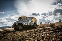 Technika | Bonver Dakar Project