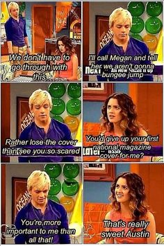 So much Auslly!!!!!! Look at Austin being a sweetheart <3 I LOVE THIS SOOO MUCH❤️