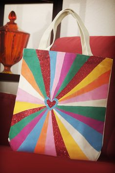 Easy sewing and easy painting project.