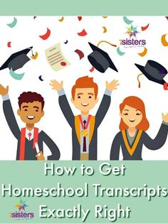 Homeschool Highschool Podcast Ep 120: How to Get Transcripts Right