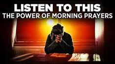 Always Start Your Day With A Powerful Early Morning Prayer And It Will Change Your Life! ᴴᴰ - YouTube Motivational Videos, Inspirational Videos, Christian Warrior, Christian Music, Christian Life, Effective Prayer, Christian Motivation, Special Prayers, Proverbs Quotes