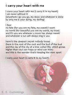 ee cummings-my favorite poem-