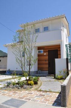 シンボルツリー 注文住宅 - Google 検索