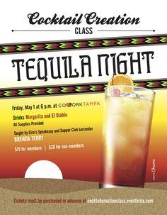 Tequila Night!