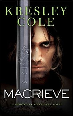Ever After Book Reviews: Review: MacRieve by Kresley Cole