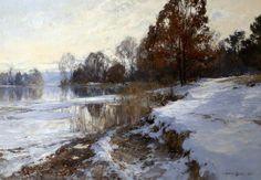 Edward Harrison Compton - Winter's Loveliness