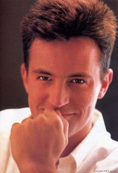 He'll always be Chandler Bing (matthew perry) Could I love him even more?