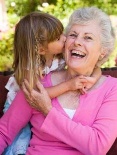 """""""It is as grandmothers that our mothers come into the fullness of their grace."""" -Christopher Morley"""
