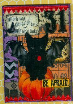 Bat Cat ATC