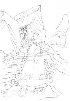 Architecture Photography: Alturas de Macchu Picchu: Martín Chambi – Álvaro Siza at work - 5 (213502) - ArchDaily