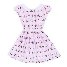 Pretty Panda Dress