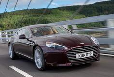 Aston Martin plans 800-hp electric Rapide  , - ,   Aston Martin is ...