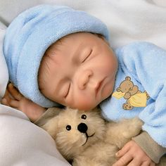 so+truly+real+baby+dolls | , Baby Jacob: So Truly Real 18-Inch Realistic Lifelike Baby Boy Doll ...