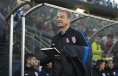 Columbus, OH. - March 29, 2016 - MAPFRE Stadium: Coach Jurgen Klinsmann of the U.S. Men's National Soccer Team during the 2018 FIFA World Cup Qualifying Semifinal Round (Photo by Ben Solomon / ESPN Images)