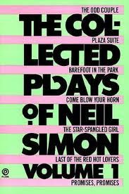 See all my book reviews at JetBlackDragonfly.blogspot.ca : The Collected Plays of Neil Simon