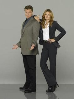 Castle and Beckett promo pic