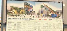 Expo 2015 Milano Blog: MONACO INFO ! in video...