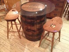 Jack Danielu0027s Whiskey Barrel Bar | This Entry Was Posted In Table Ideas And  Tagged Whiskey