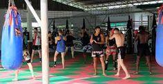 Achieve required body shape with muay Thai phuket. To get more information visit http://www.sinbi-muaythai.com.