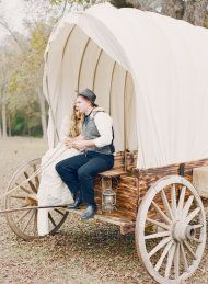 more prarie style wedding