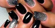 Sparkly Black :)