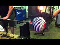 Glassblowing Miami - YouTube