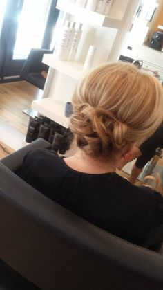 updo by me