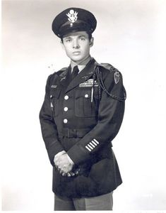 Famous Folk In Uniform On Pinterest Wwii Actors And