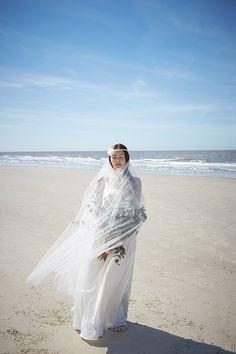 Fine Wedding Veils: Wunderschöne Brautschleier von BelleJulie | Hochzeitsblog - The Little Wedding Corner