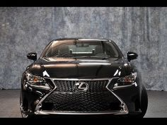 NEW 2016 Lexus RC 350 F-Sport/Nav. NEW generations. Will be made in 2016.