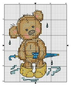 No color chart but very cute! Small Cross Stitch, Cross Stitch For Kids, Cross Stitch Needles, Cute Cross Stitch, Cross Stitch Animals, Cross Stitch Designs, Cross Stitch Patterns, Cross Stitch Bookmarks, Cross Stitch Cards