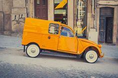 Vintage Citroen by Mariusz K on 500px