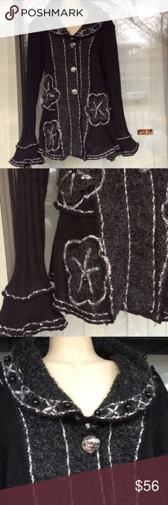FORLA Paris gorgeous sweater Vary good condition Forla Paris Sweaters